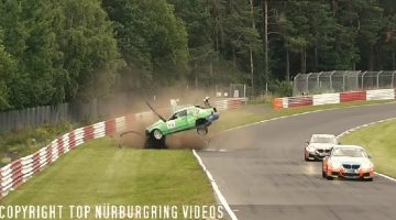 Nordschleife crashes & fails 2018 – Part 3