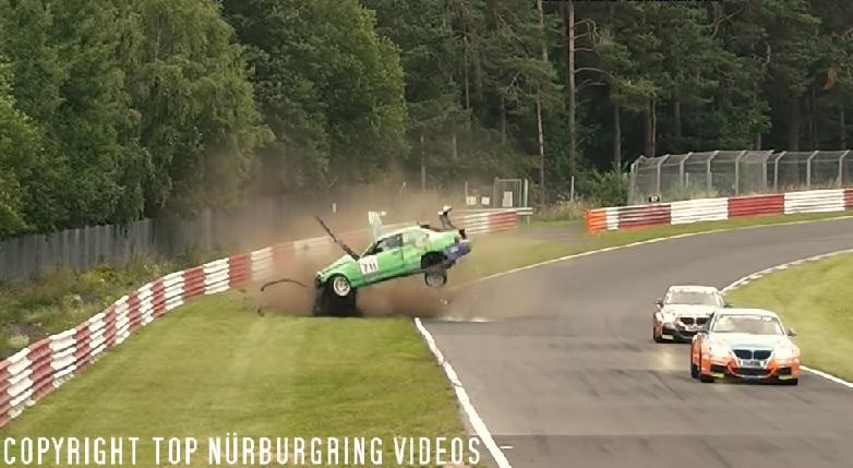 Nordschleife crashes & fails 2018 – Part 3