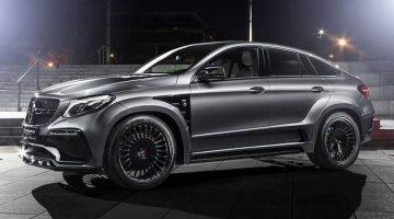 Project Inferno Mercedes-AMG GLE 63 S