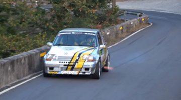 Renault 5 GT Turbo op de limiet!