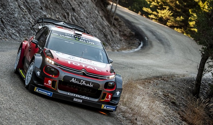 ogier-test-citroen