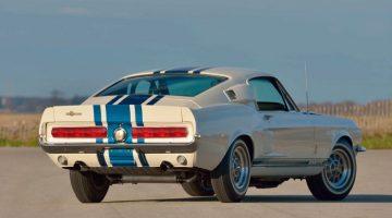 1967 Shelby GT500 Shelby Super Snake