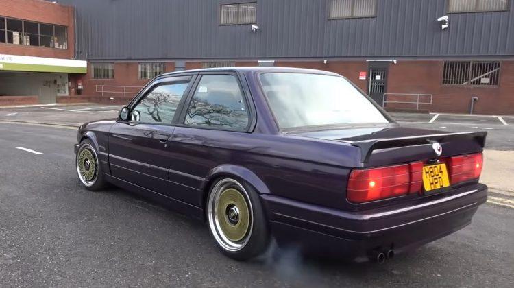 BMW E30 M20