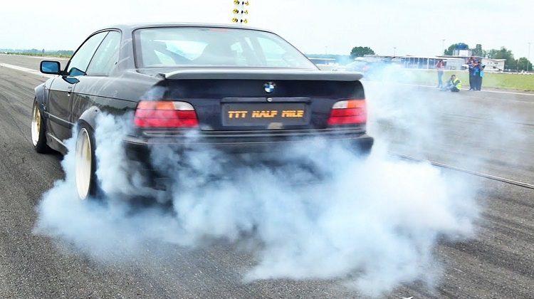 BMW E36 325i Garrett GTX4294R