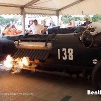 Cold starts van vooroorlogse raceauto's