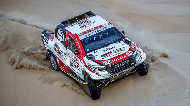 Dakar 2019 Highlights