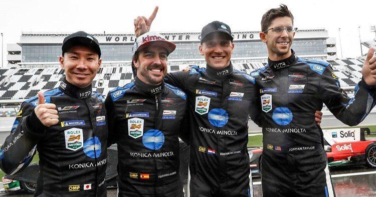 Daytona 24 Hours 2019 Highlights