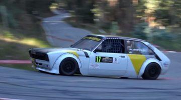 Deze Opel Kadett City draait 12.000 tpm