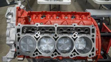 Dodge Demon Hemi V8 time lapse build