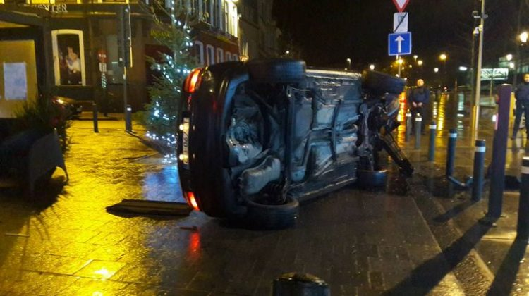 Dronken Audi-bestuurder in Roeselare