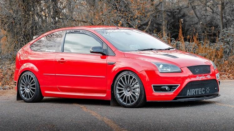 Ford Focus ST 640 pk