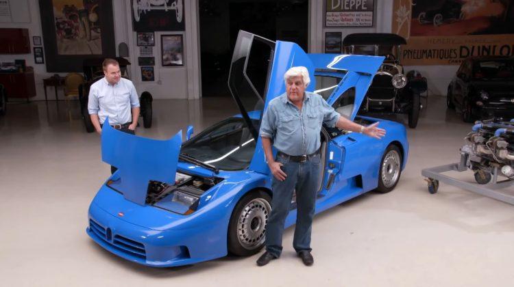 Jay Leno's Garage - Bugatti EB110