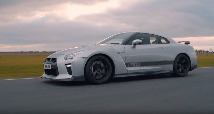 Litchfield Nissan GT-R Track Edition Review