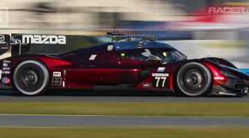 Mazda DPI Daytona Lap Record