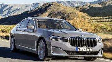 Nieuwe BMW 7 Serie