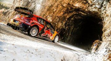WRC 2019 - Rallye Monte-Carlo Highlights