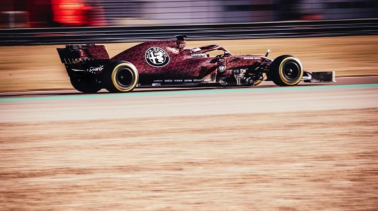 Alfa Romeo Shakedown Fiorano