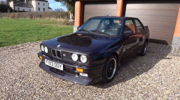 BMW E30 M3 Cecotto Edition Review