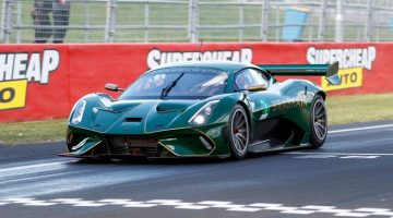 Brabham BT62 Bathurst Lap Record