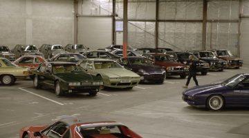 Chris Harris bezoekt een garage vol met geweldige klassiekers