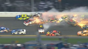 Daytona 500 Highlights