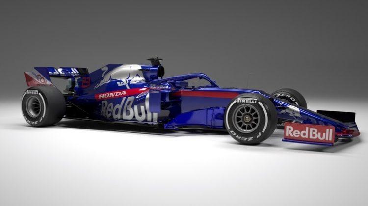 Dit is de Toro Rosso STR14