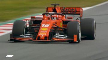 Formule 1 2019 – Highlights tweede testdag Barcelona