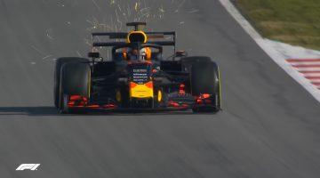 Formule 1 2019 - Highlights eerste testdag Barcelona