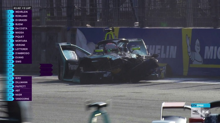 Formule E Mexico
