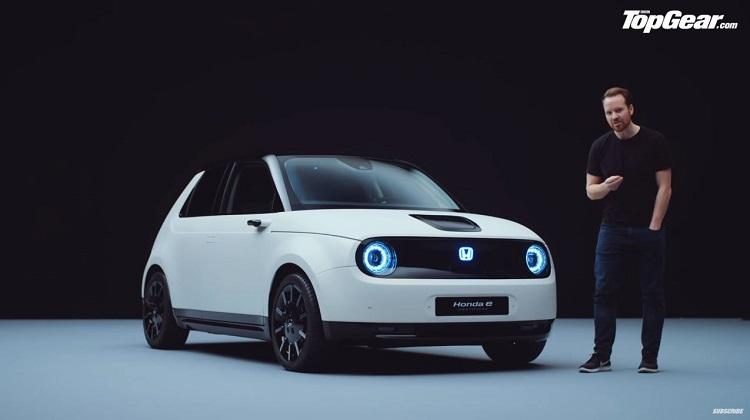 Honda E Prototype nader bekeken