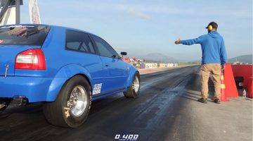 Snelste Audi S3 ter wereld