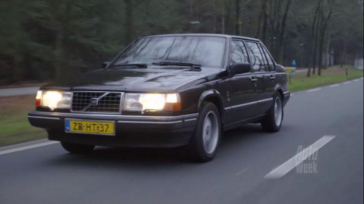Volvo 960 met bijna 1 miljoen kilometer