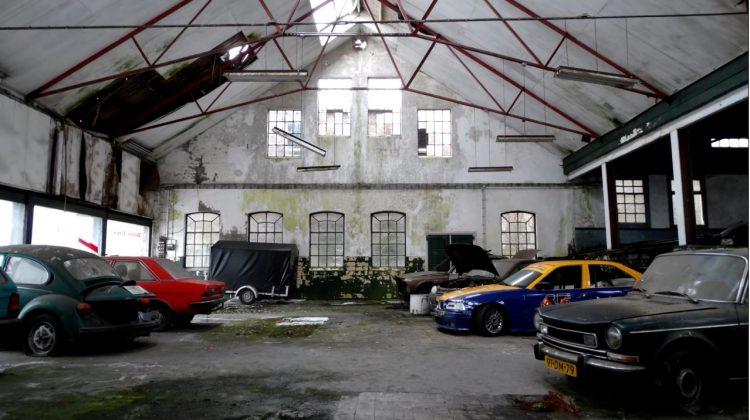 garage Van Dam in Hoogersmilde