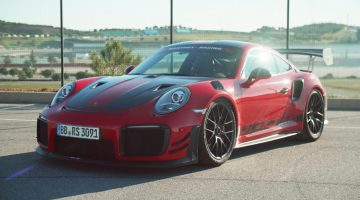 Chris Harris test de Porsche 911 GT2 RS MR