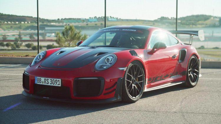 Chris Harris test de Porsche 911 GT2 RS MR