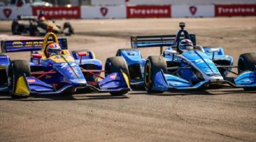 IndyCar 2019 - St. Petersburg Highlights