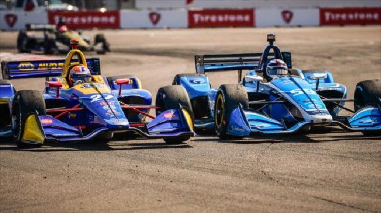 IndyCar 2019 - St. Petersburg Highlights