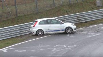 Nordschleife crash 2019