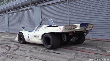 Porsche 917K op Monza