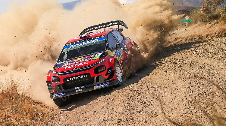 WRC 2019 - Rally Mexico Highlights