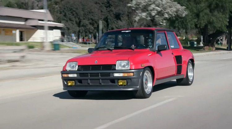 1985 Renault R5 Turbo2