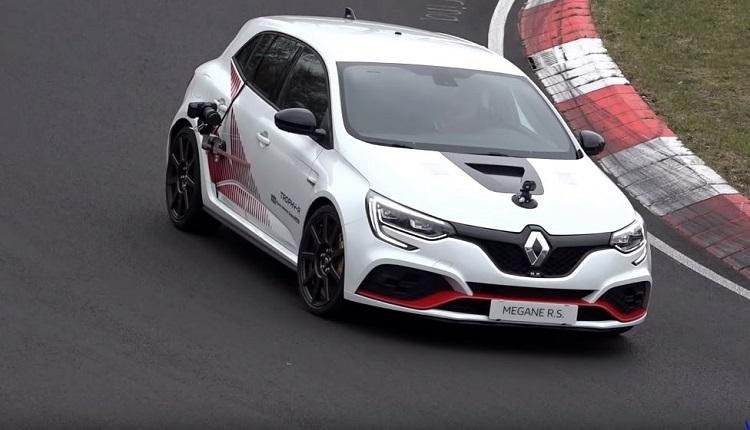 2019 Renault Megane TROPHY-R
