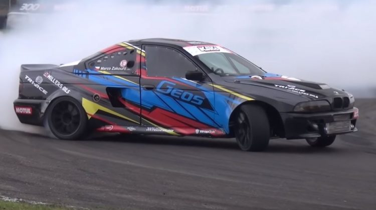 BMW E39 M5 Coupé driftauto