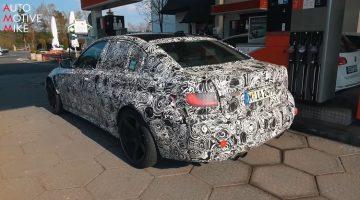 BMW M3 G80 gespot