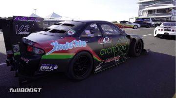Carbon fiber Nissan S14 Silvia