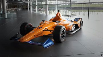 Dit is Fernando Alonso's 2019 Indy 500-bolide