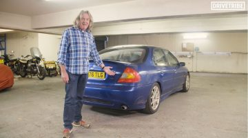 James May Unpimped Mondeo ST200