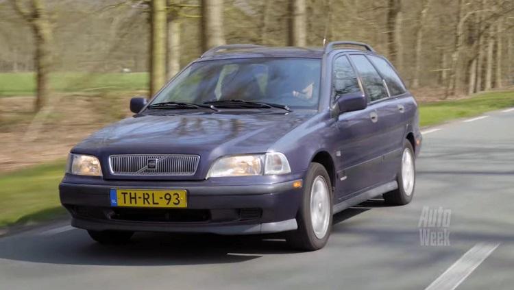 Klokje Rond - Volvo V40 met 430.000 km
