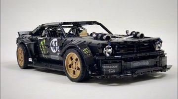 Lego Hoonicorn Ford Mustang