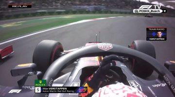 Max Verstappen boos op concurrentie na kwali GP China